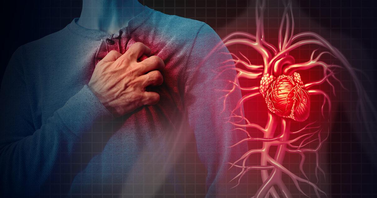 Triplicati i morti di infarto