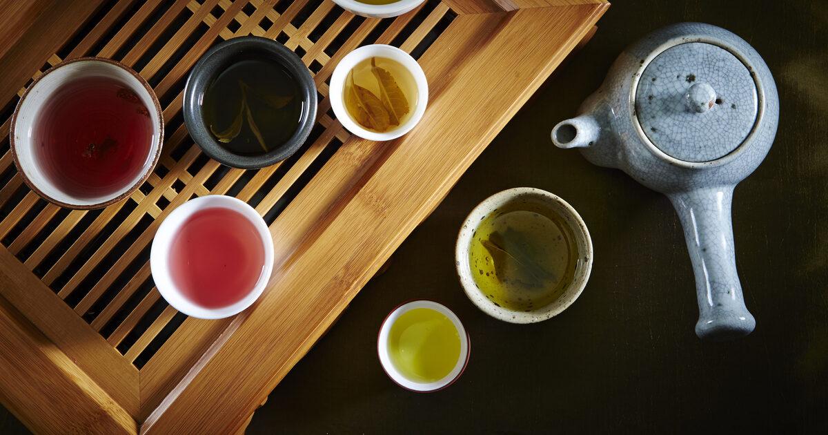 giornata internazionale del tè