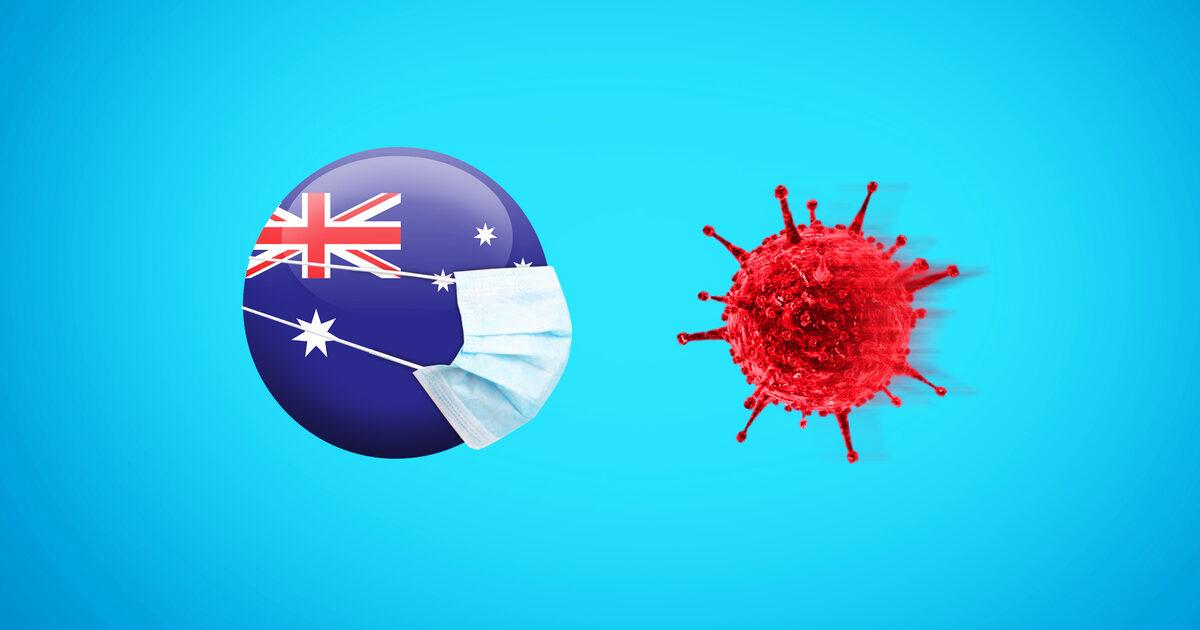 Australia lockdown
