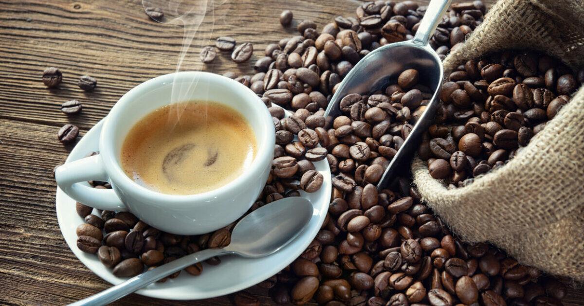 Caffè salute