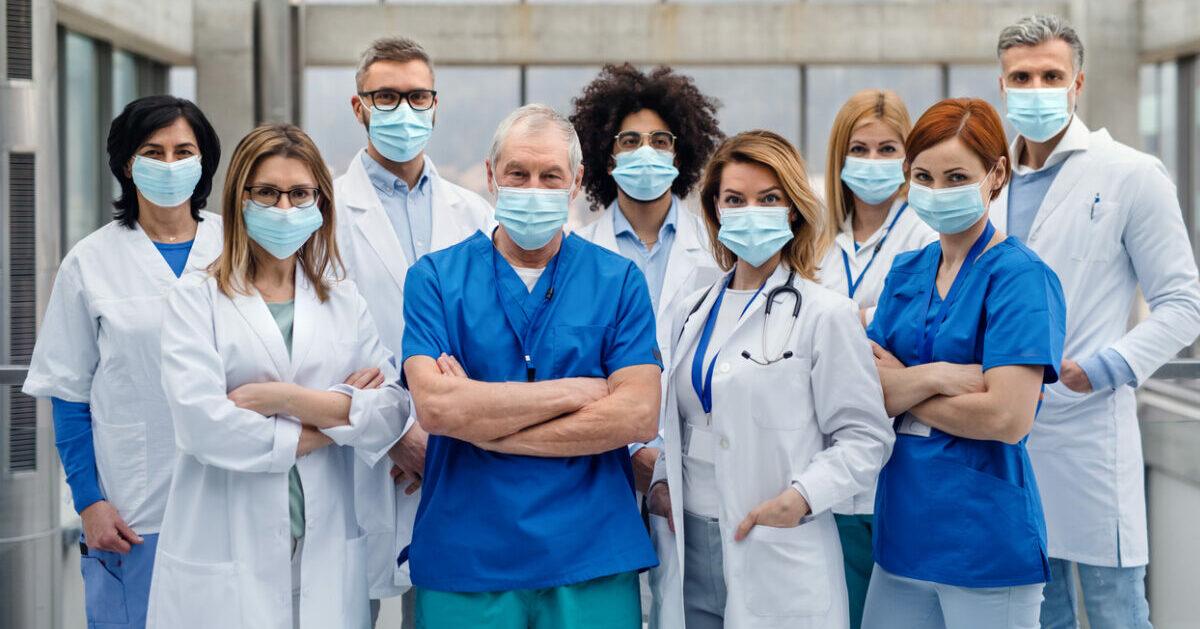 Sicurezza operatori sanitari