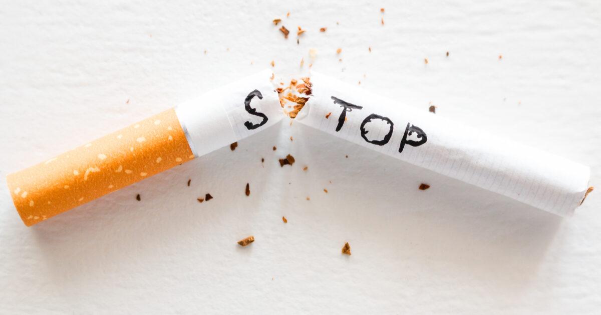 Rischi del fumo