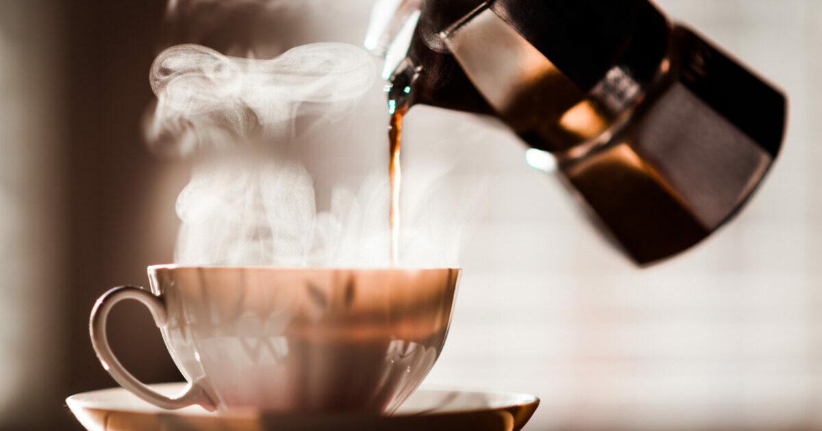 Caffeina effetti reversibili