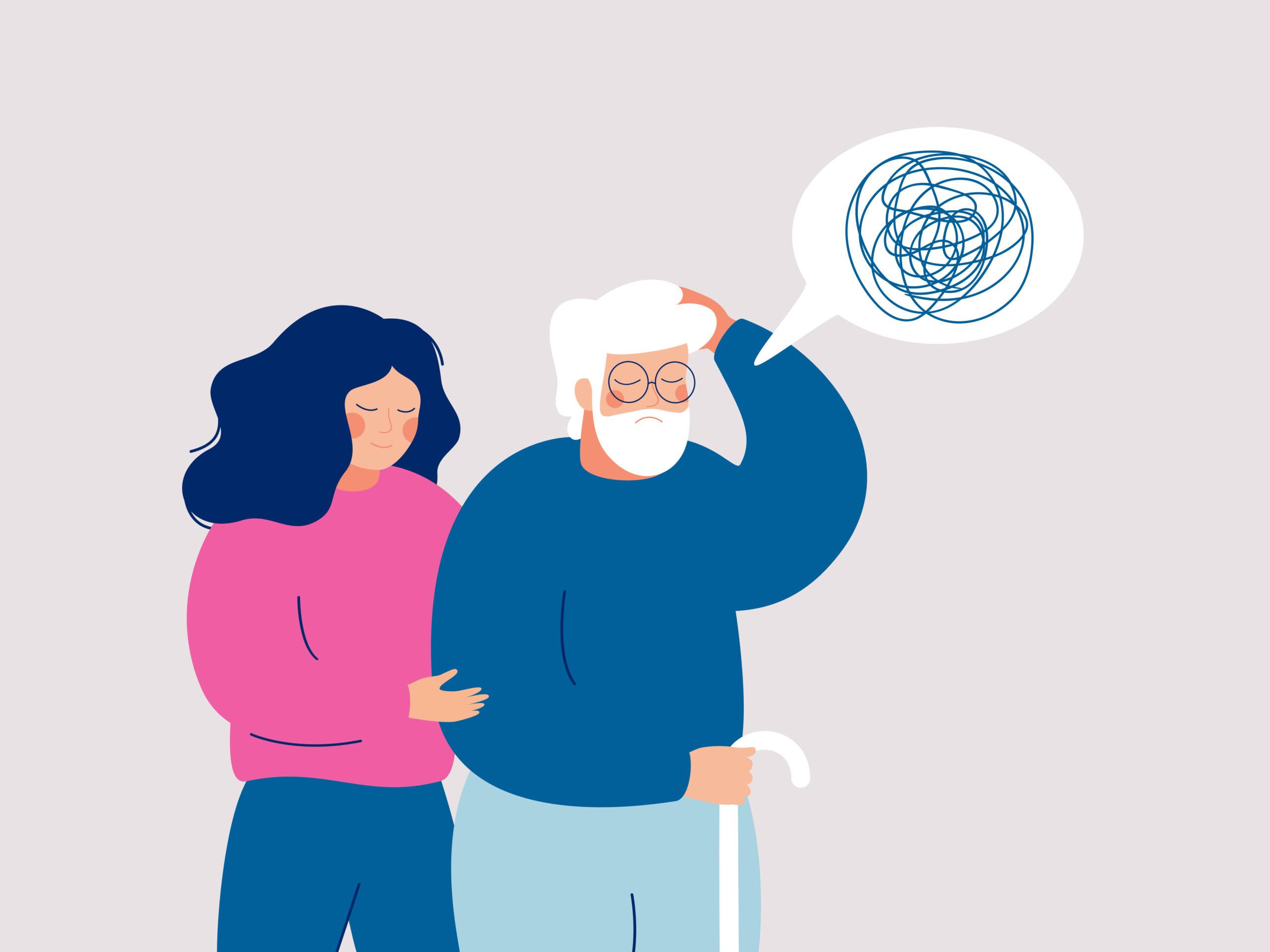 Alzheimer e piano vaccinale covid
