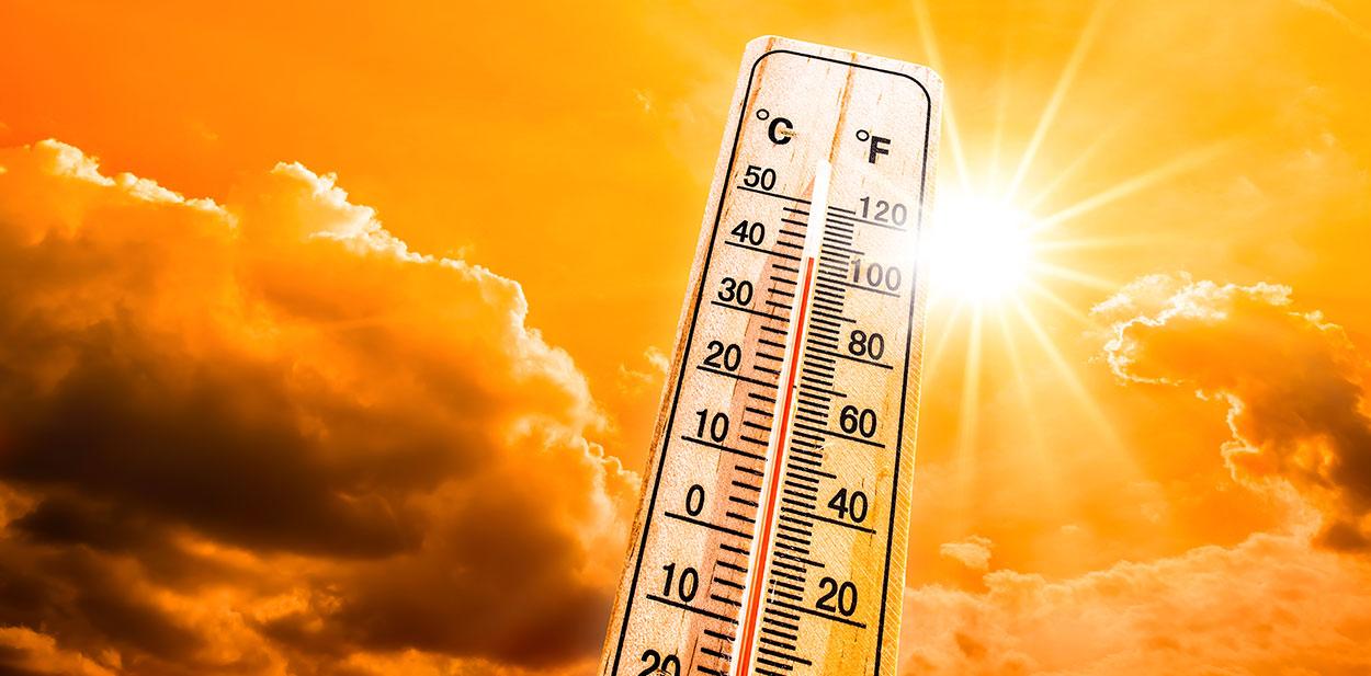 Difendersi dal caldo dell'estate, attenzione ad anziani e bambini