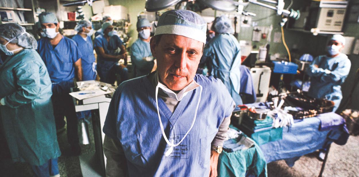 Thomas Earl Starzl, quando essere pionieri significa avere il fegato per provarci