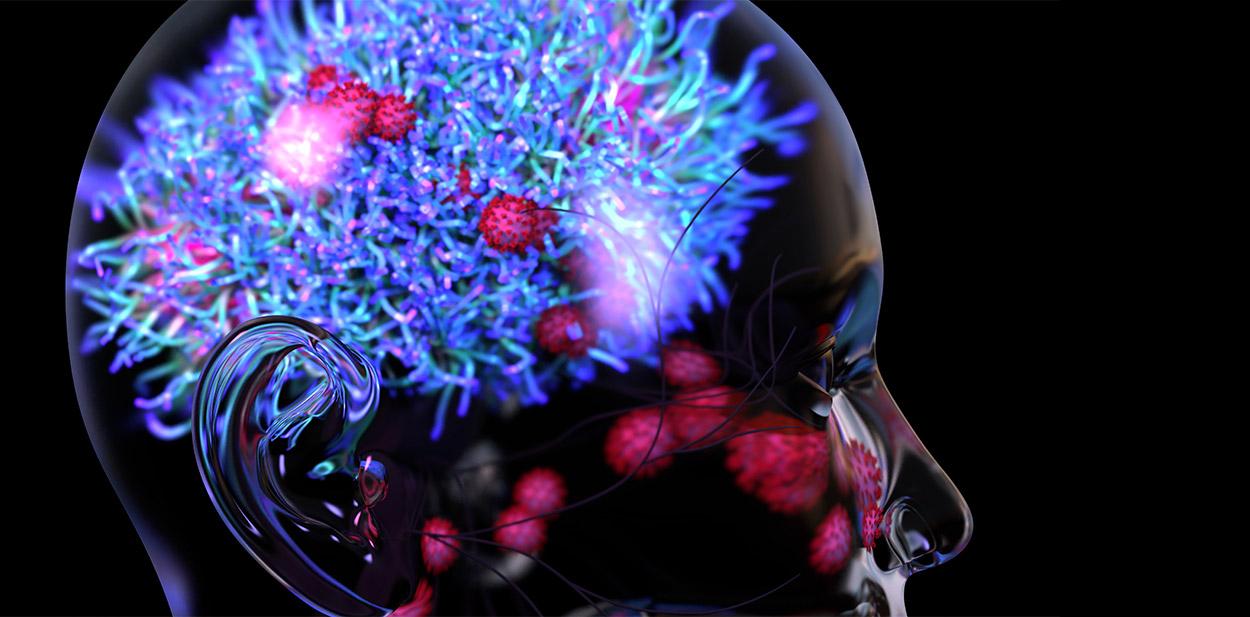 L'infezione da Sars-Cov-2: ecco le conseguenze sul cervello secondo lo studio italiano Neuro Covid