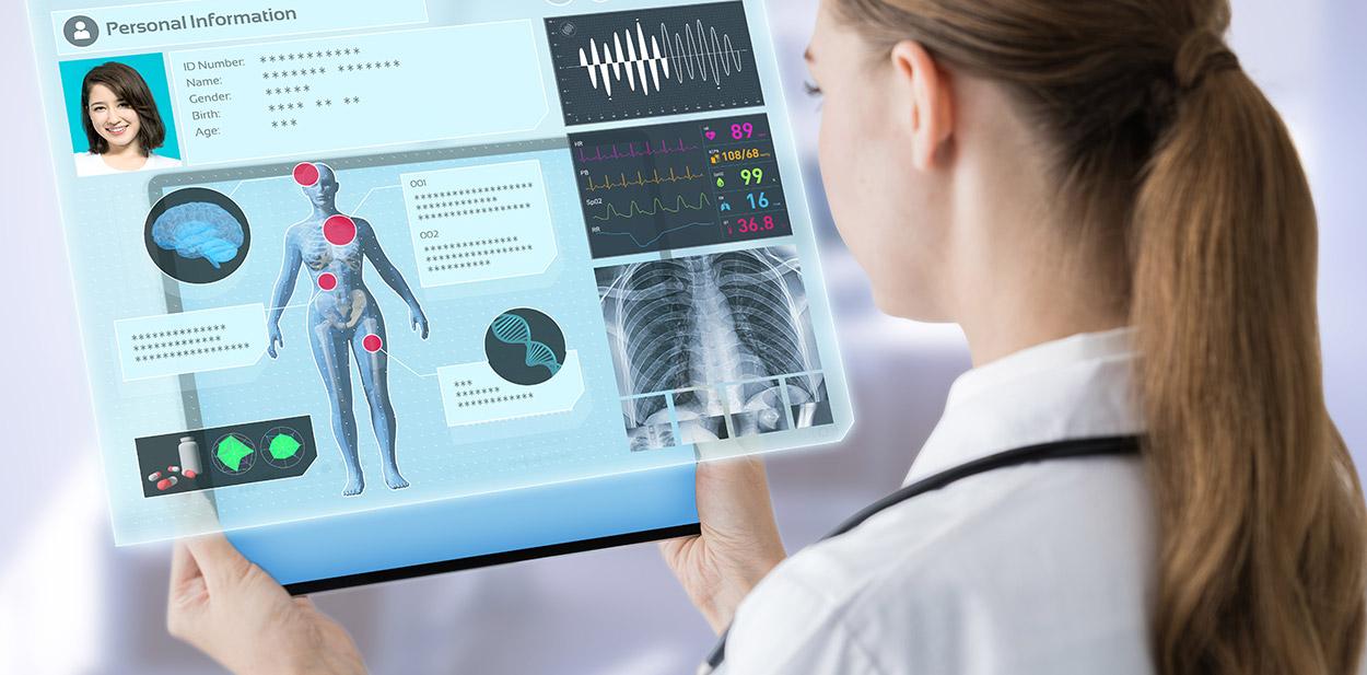 Il Virtual hospital sarà l'ospedale del futuro, così straordinariamente tecnologico e vicino ai pazienti